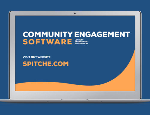 Spitche: a Community Engagement Software