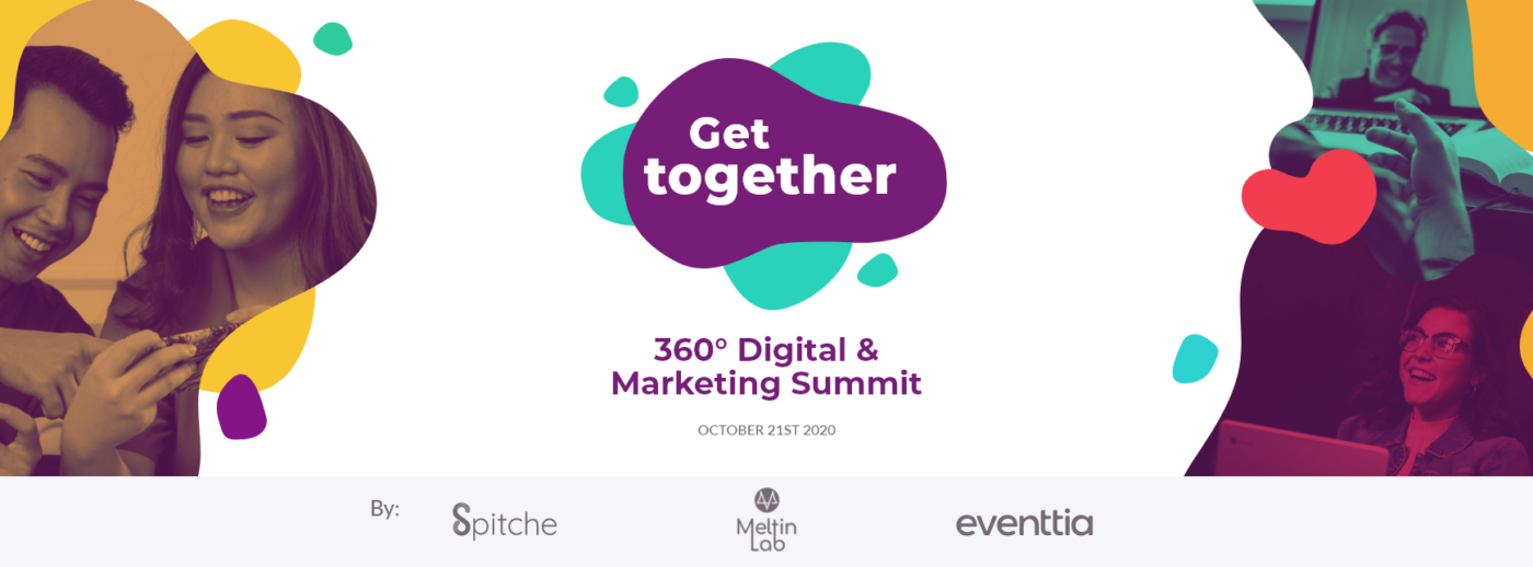 Online event Get Together visual