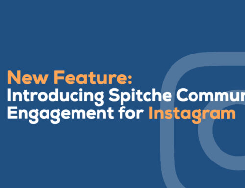 New: Introducing Spitche Community Engagement for Instagram